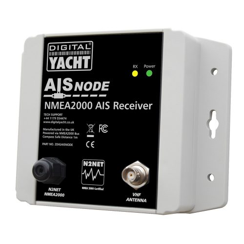 AIS receiver with NMEA2000