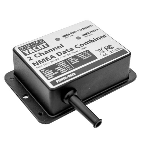 MUX100 is an NMEA multiplexer
