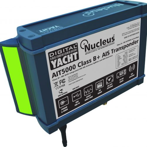AIT5000 is a AIS Transponder 5W