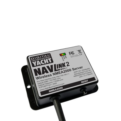 NavLink2 is an NMEA 2000 to Wifi router