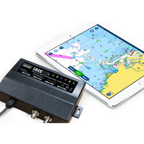 AIS transponder for tablet navigation