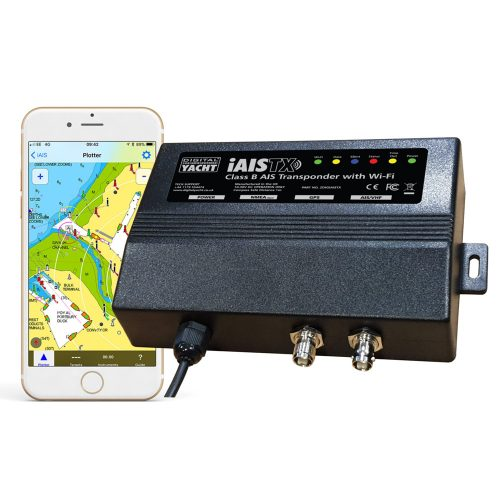 AIS transponder with Wifi and NMEA 2000