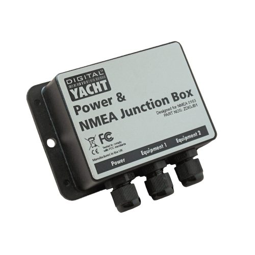 JB1 is a NMEA 0183 junction box