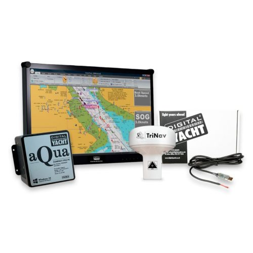 Navigation system with PC & GPS